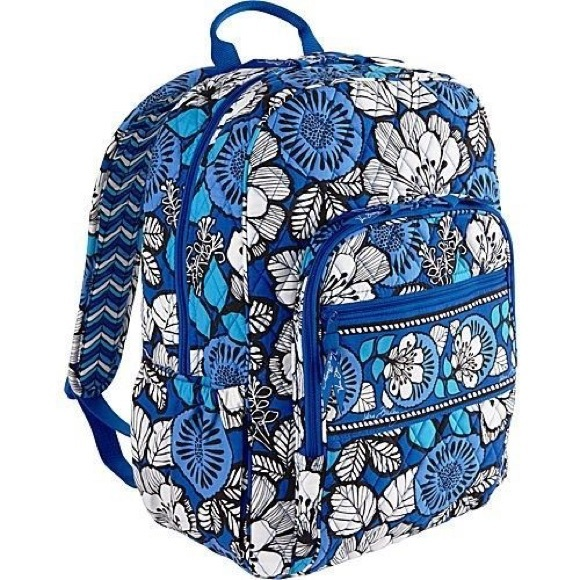 437554584e2d Vera Bradley Campus Backpack